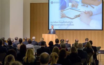 25 Jahre Gesellschaft für Pharmazeutische Medizin